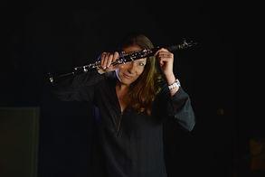 Marie Béguin - Clarinette