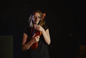 Gaëlle Deblonde - Violon