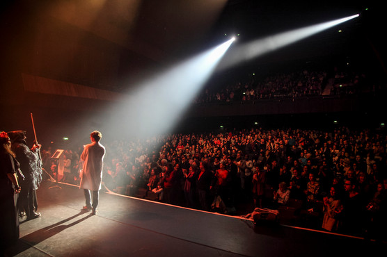Standing ovation à la Salle Pleyel