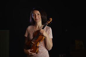 Pauline Hauswirth - Violon