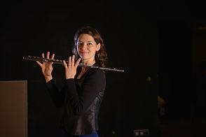 Christine Prod'homme - Flûte
