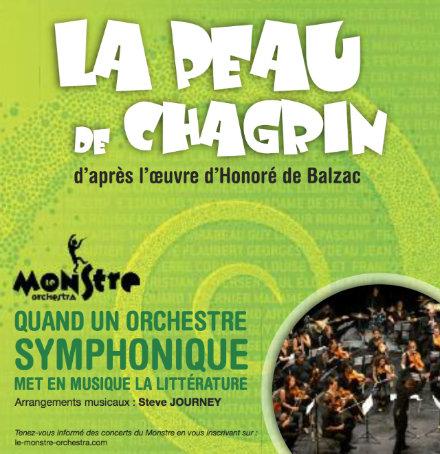 CD La Peau de Chagrin