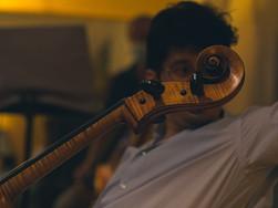 L'oeil du violoncelliste