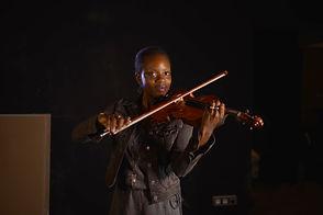 Aurore Moutomé - Violon