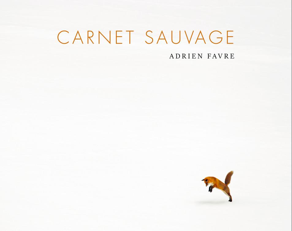 Adrien Favre Carnet Sauvage