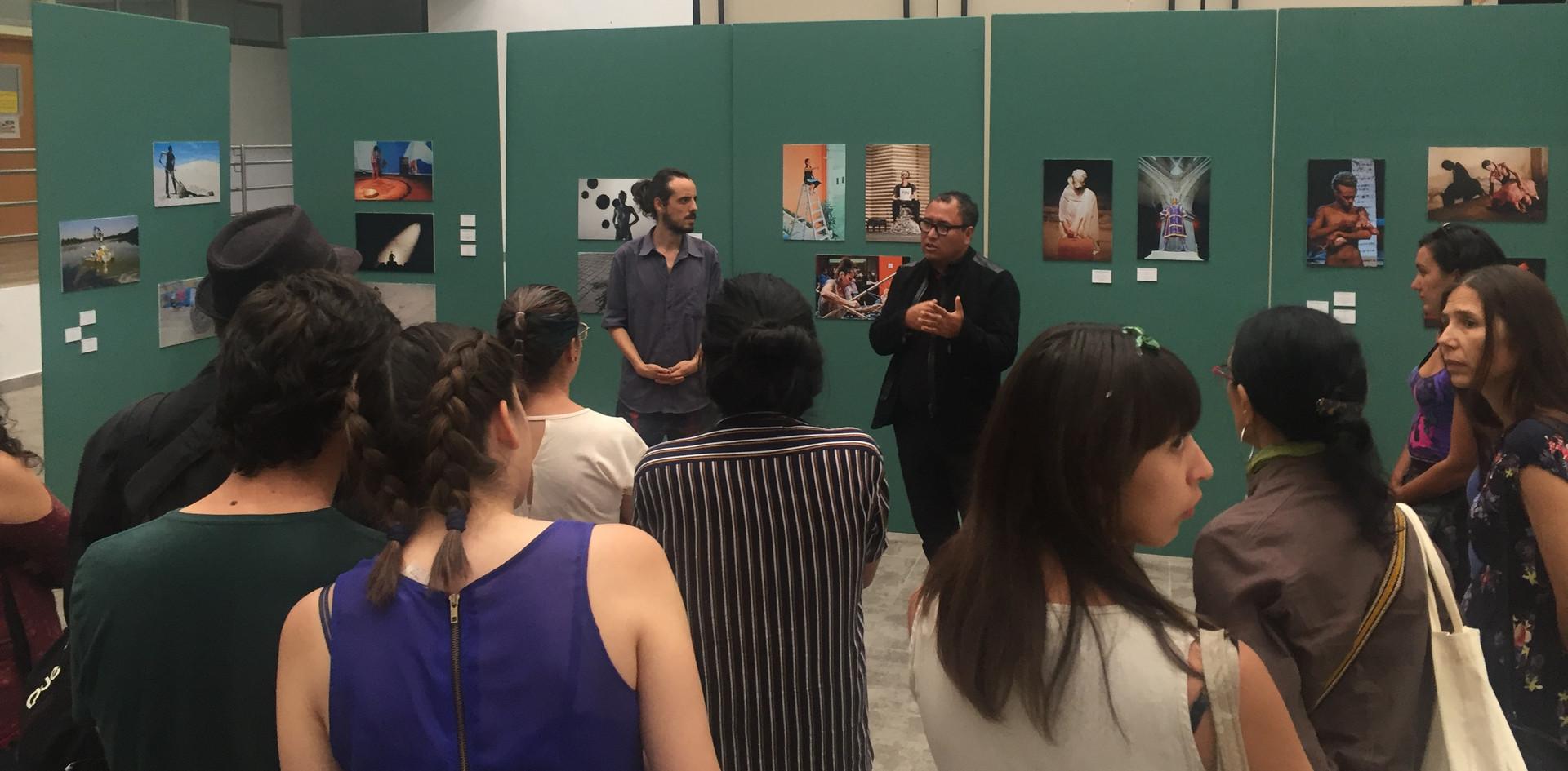 """Exposición """"Fisura"""" de Antonio Juarez"""