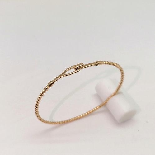 Bracelet Lili torsadé