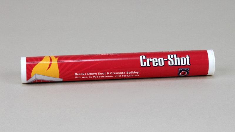 Creosote remover stick