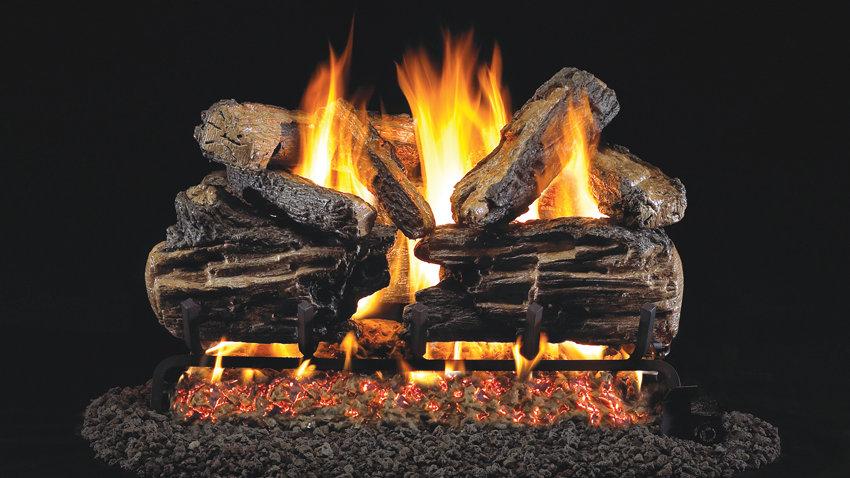 "Real Frye Charred Split 18"" with G45 burner"