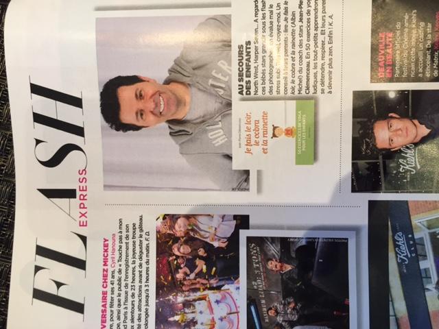 Magazine GALA Sept 2015