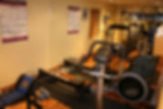 Gym workout harescombe bed and breakfast, cotswold