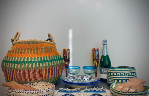 African Picnic Set