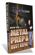 Metal Prep & Rust Repair