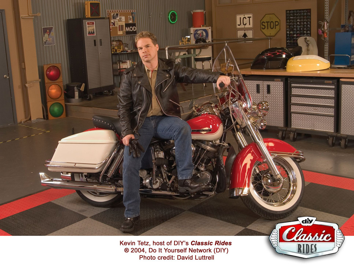 Classic rides paintucation official site kevin was a frequent walk on guest on other diy shows and served as associate producer on classic car restoration for host steve magnante barret solutioingenieria Images