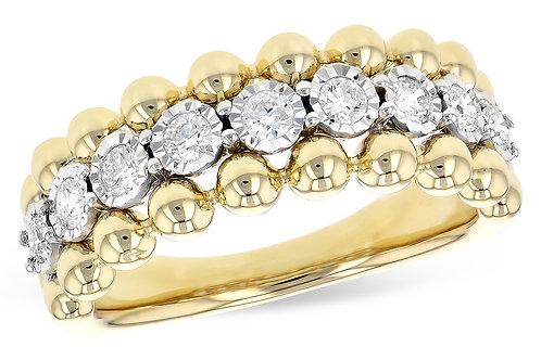 Allison Kaufman Champagne Ring