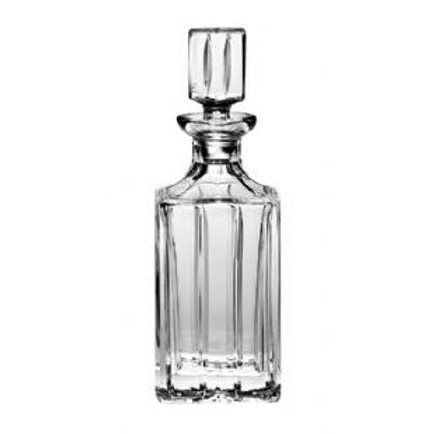 Square Style Crystal Decanter