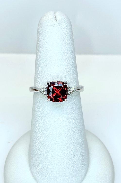 ARKK Garnet Ring