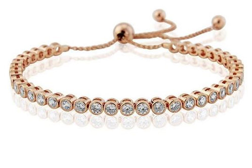 Waterford Rose Tennis Bracelet