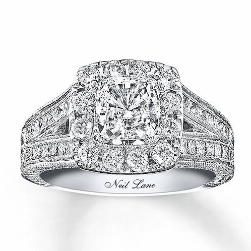 Diamond Engagement Ring (TRADE)