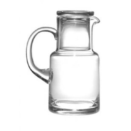 Glass Pitcher with Glass