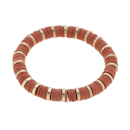 CANVAS Emberly Terracotta Bracelet