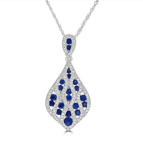 EMPIRE Sapphire Pendant