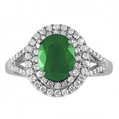 ARKK Emerald Ring