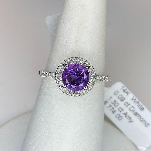 RSD Amethyst Ring