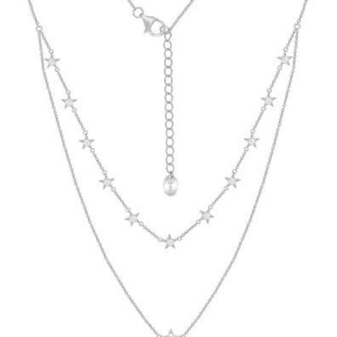 Waterford Star Stackable Necklace