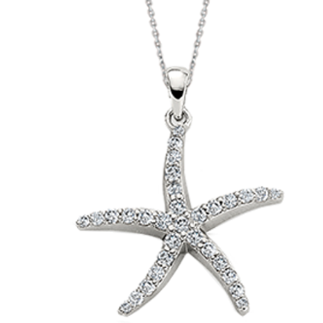 SHEFI Starfish Pendant