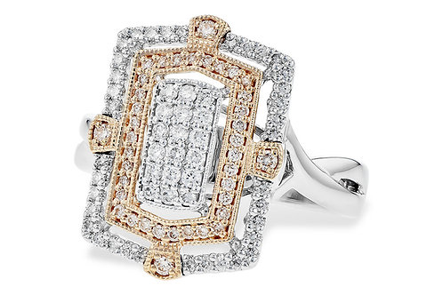 Allison Kaufman Ladies Fancy Ring