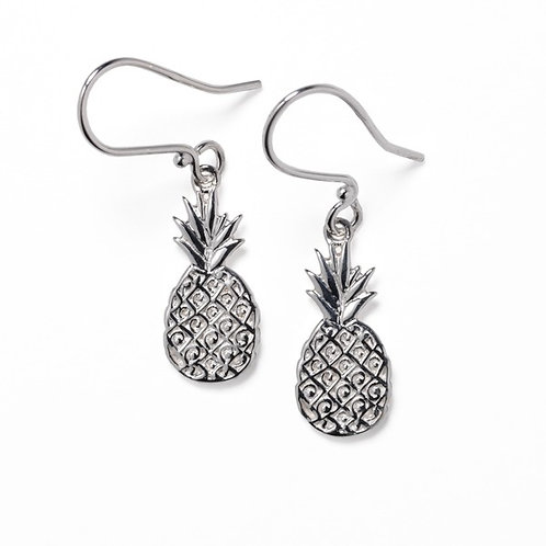 Southern Gates Waterfront Pineapple Earrings