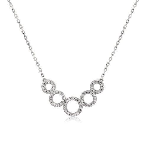 Waterford Circle Necklace