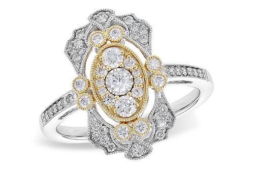 Allison Kaufman Antique Ring