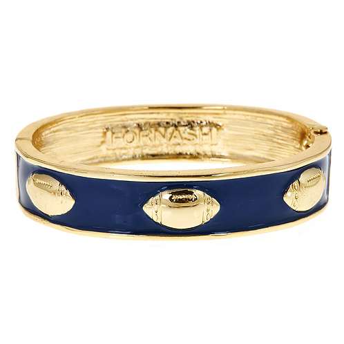 Enamel Football Bracelet Fornash