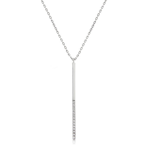 Waterford Drop Necklace