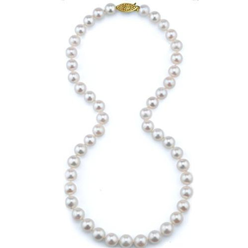 "Bertke Freshwater Pearl Necklace 18"""