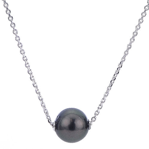 Imperial Pearl Tahitian Pearl Movable Necklace