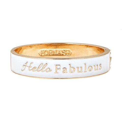 Hello Fabulous Fornash Bracelet