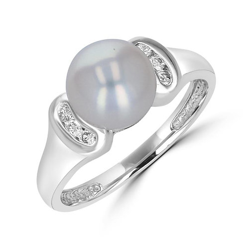 EMPIRE Pearl Ring