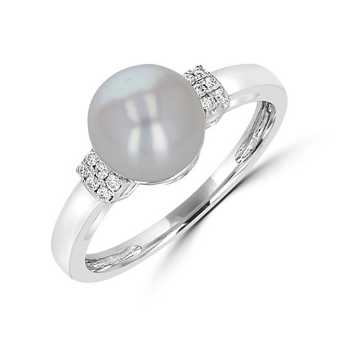 Empire Collection Pearl Ring