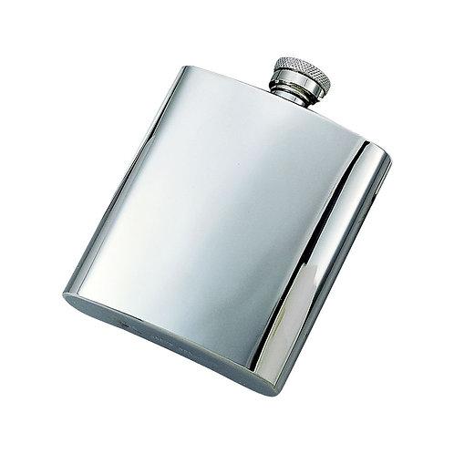 Classic Polished Flask