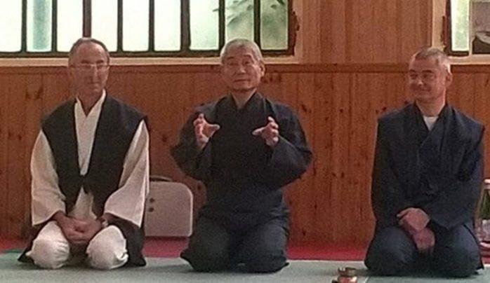 Seminario Nazionale con il Maestro Yuji Yahiro