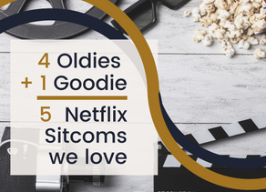 4 Oldies + A Goodie = 5 Comforting Sitcoms to Stream on Netflix Right Now