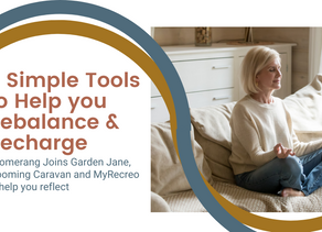 5 Simple Tools to Help You Rebalance and Recharge