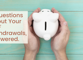 7 Questions About Your RRIF Withdrawals, Answered.