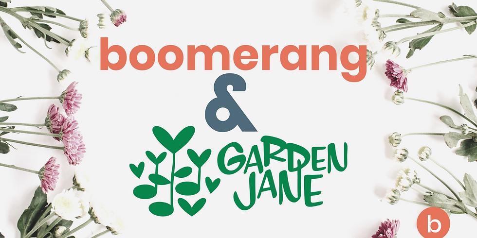 Seed Ball Gardening Workshop w. Garden Jane @ Climate Ventures
