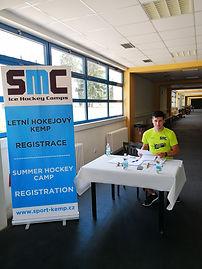 Letní hokejový kemp 2019 (Blansko)