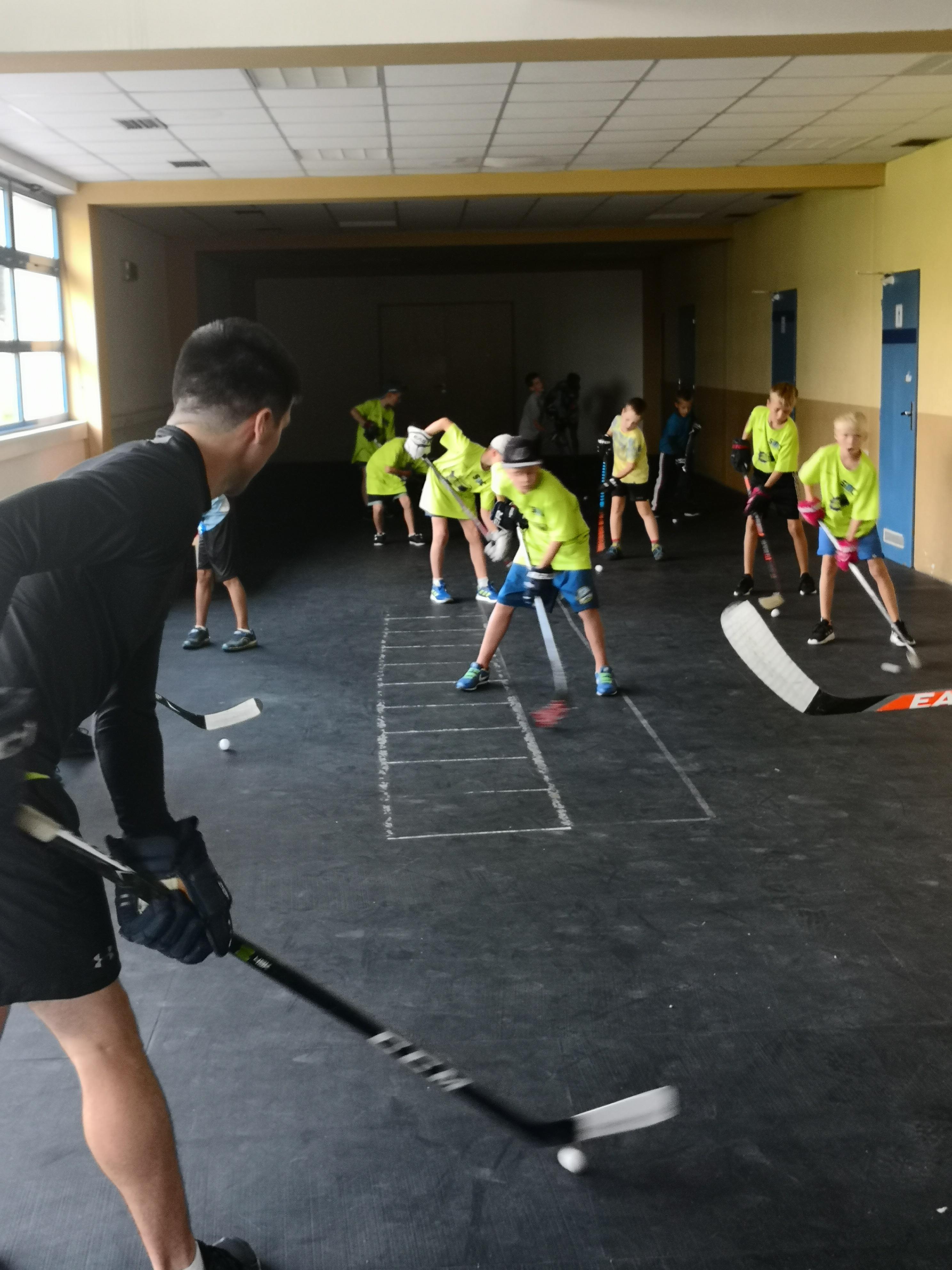 Letní hokejový kemp 2018 (Blansko) - 1 (