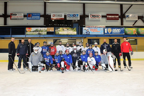 SMC ICE HOCKEY CAMPS